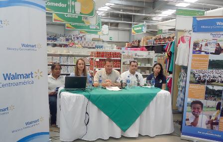 Walmart de México y Centroamérica estableció alianzas estratégicas con visión mundial y Manna project para beneficiar a 57 mujeres de los municipios de la