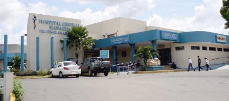 Hospital Central Managua el Hospital Central Managua