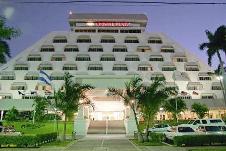 Ayer Se Celebró El 44 Aniversario De Fundación Del Más Lujoso Moderno Y Elegante Hotel Crowne Plaza Managua Diseñado Por Arquitecto Alfredo Osorio