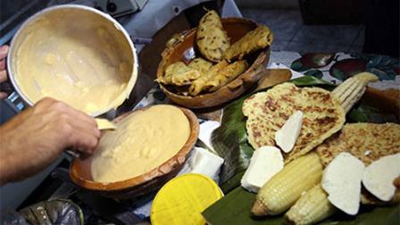 Comidas Típicas de Matagalpa